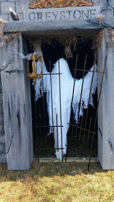Grave yard Halloween