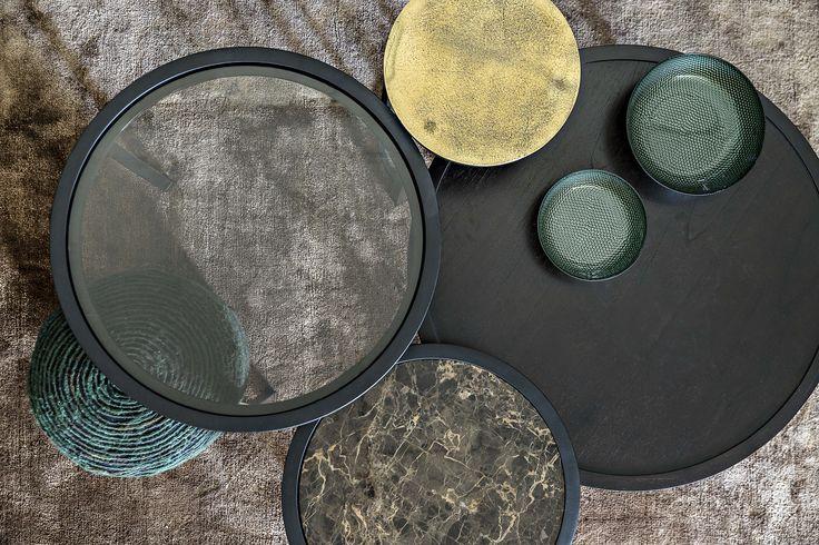 Mystic / Cosmopolitan Living / Coffeetable / Marble / Wood / Loft / Interior / Decoration / Funiture / Dôme Deco
