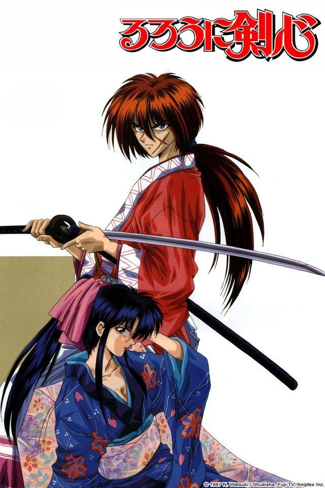 Rurouni kenshin sex comics
