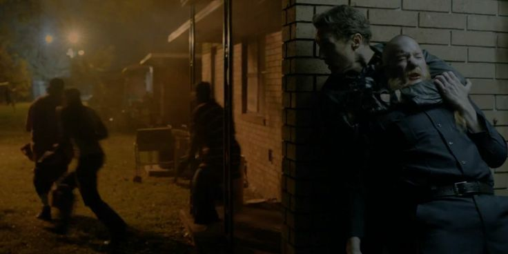 """True Detective: """"Who Goes There"""" Crazy, amazing end scene of episode 4 with one camera filming for 6 minutes uninterupted"""