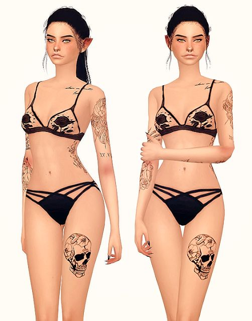 42 best sims 4 tattoo images on pinterest sims sims cc