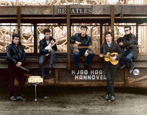 Originals : Pete, George, John, Paul, and Stuart