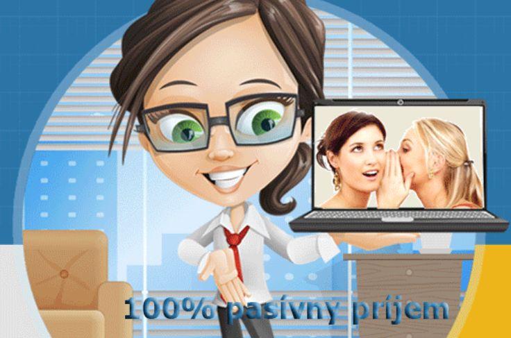 Vybudujte si vlastné on-line podnikanie – 100% pasívny príjem