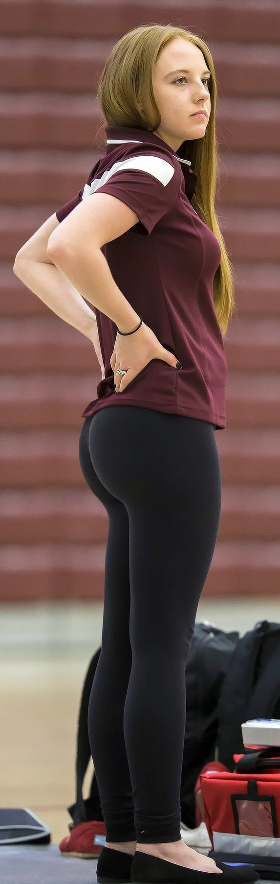 College Teen Ass