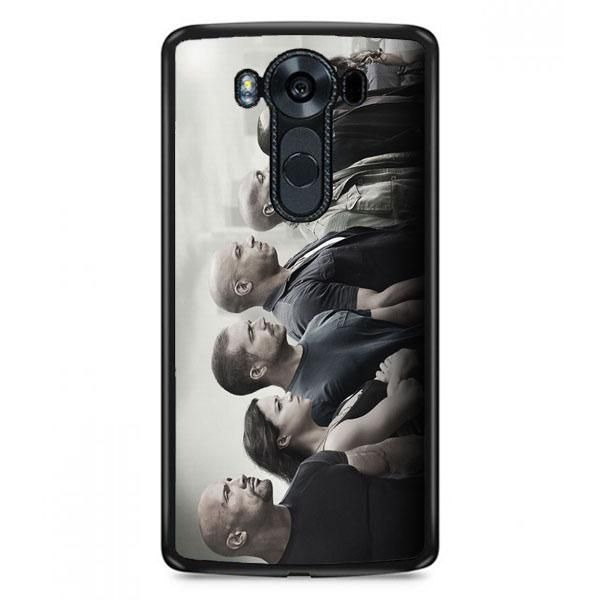 Fast And Furious 8 Release LG V30 Case | Casefruits