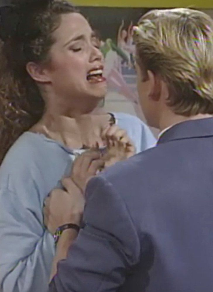 Can You Believe It's Been 25 Years Since Jessie Spano Had Her Caffeine Pills Freak-Out?