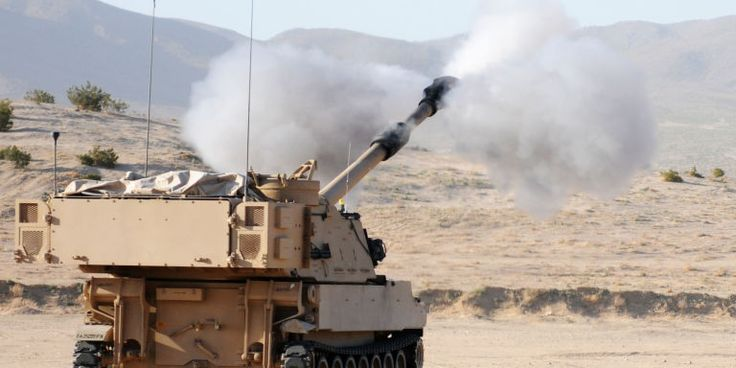 Can howitzers and naval gunsshoot down incoming ballistic missiles? The U.S. Secretar of Defense says yes.
