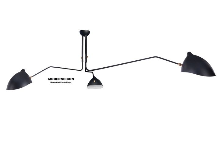 $650 usd huge huge light. Moderneicon MCM Style 3 Arm Ceiling Lamp 60 Watt in Lower Manhattan, New York County ~ Krrb Classifieds. In domino magazine