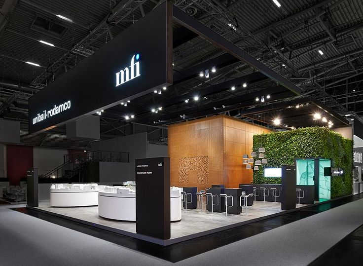 Wow Great Design With A Variety Of Materials And Textures MFI At Expo Real 2013