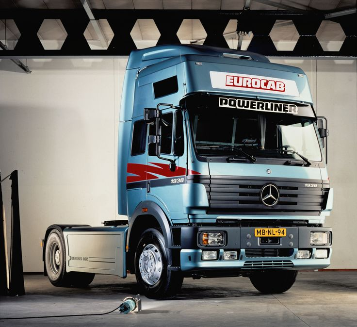 16 best mercedes benz sk series images on pinterest for Mercedes benz commercial trucks