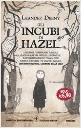 Il libro della settimana – Gli incubi di Hazel – Leander Deeny | Genitorialmente