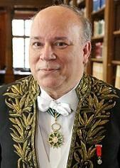 Marc Lambron (fauteuil 38) élu en 2014