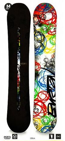 Present - This superfly Futura and Burton Vapor Snowboard features Futura's signature atom/helix design on what else, but a Burton Snowboard. The Futura and Burton Vapor Snowboard features a sick design plus Burton's name scrawled in Futura's famous font (Besportier, 2012)