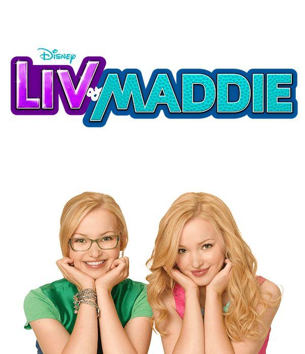 Liv et Maddie                                                                                                                                                                                 Plus