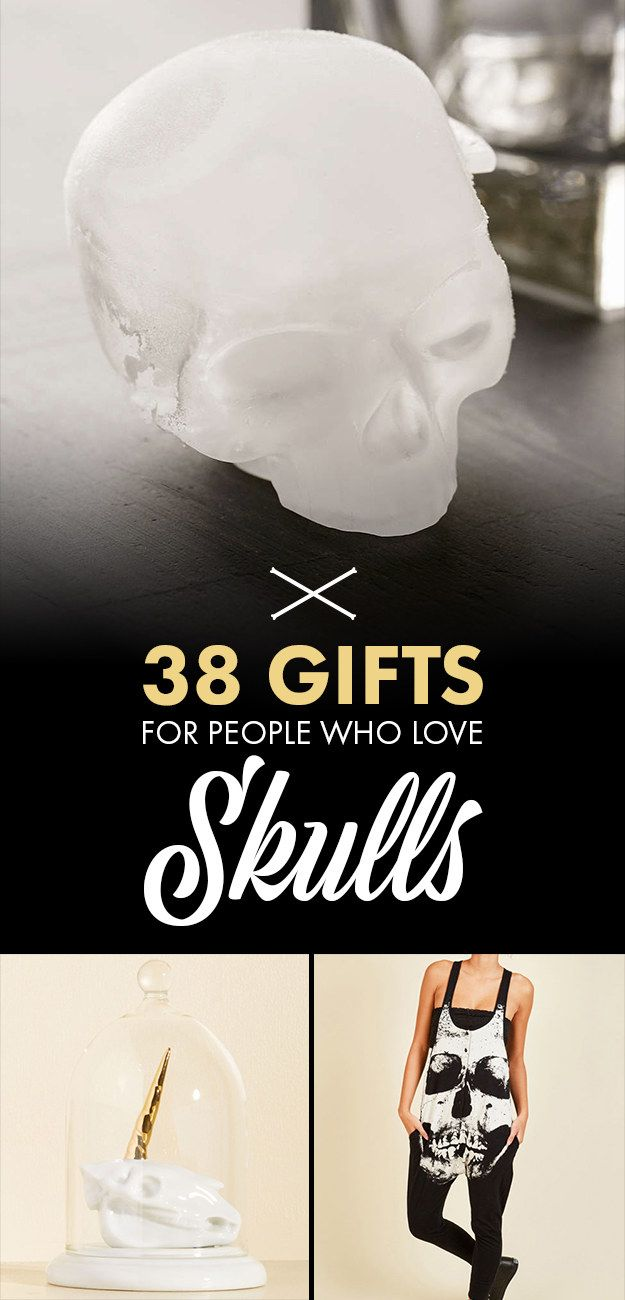 38 Badass Gifts For The Skull Lover In Your Life #timbeta #sdv #betaajudabeta