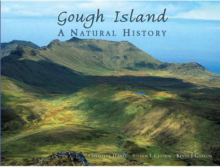 This book provides a well-illustrated, absorbing account of Gough Island's remarkable plants and animals, and a compelling history of its discovery and exploration.