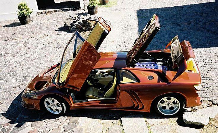 2000 Lamborghini Diablo Coatl