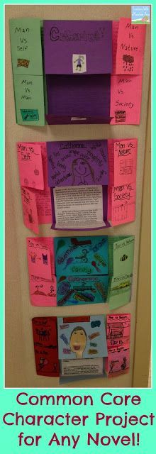 Grade 4 Literature Units - Book reports, vocabulary, quizzes