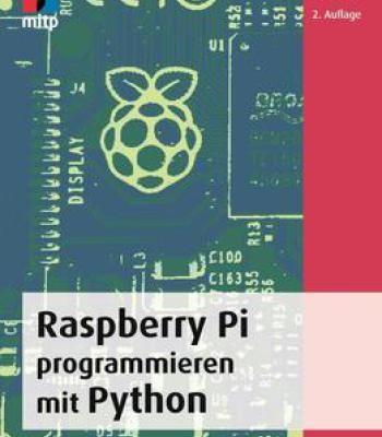 Raspberry Pi Programming With Python PDF