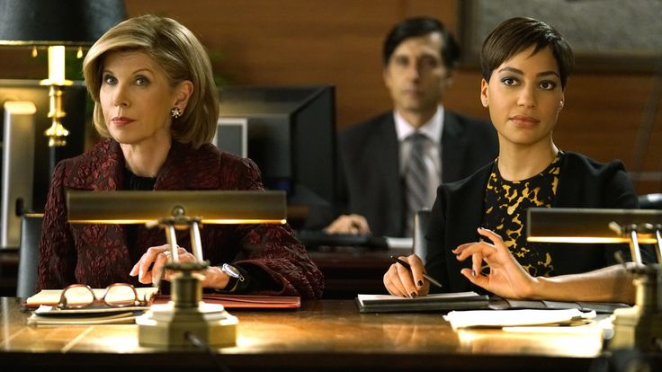 'The Good Fight': TV Review  Christine Baranski and Cush Jumbo are front and center for CBS All Access' 'The Good Place' that feels like 'The Good Wife' only now it costs money.  read more
