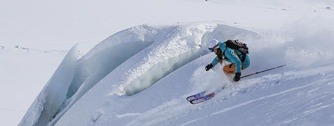 Ski Hors Piste | Domaine des Grands Montets | Argentiere, Chamonix, France
