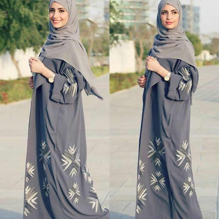 "1,783 Likes, 15 Comments - Hijab Fashion Inspiration (@hijab_fashioninspiration) on Instagram: ""Hi beauties get ready to follow this gorgeous, unique and stunning Abaya collection (Al abaya…"""