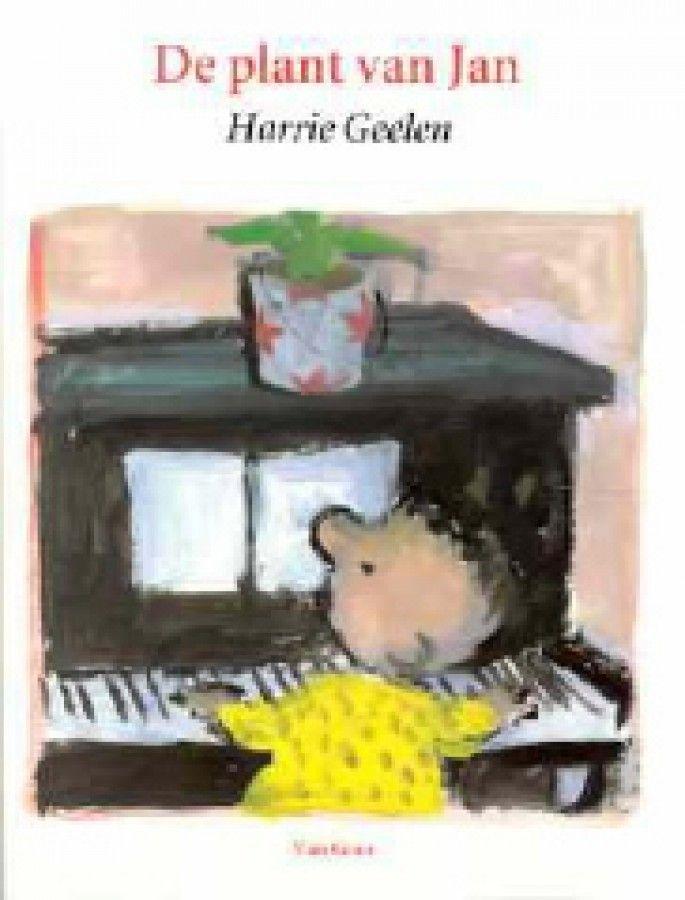 De plant van Jan,een boek van Harrie Geelen,zo mooi. Ik wil Harrie Geelen graag de eer geven om mijn presentatie van boeken geschikt voor kindercoaching af te sluiten.
