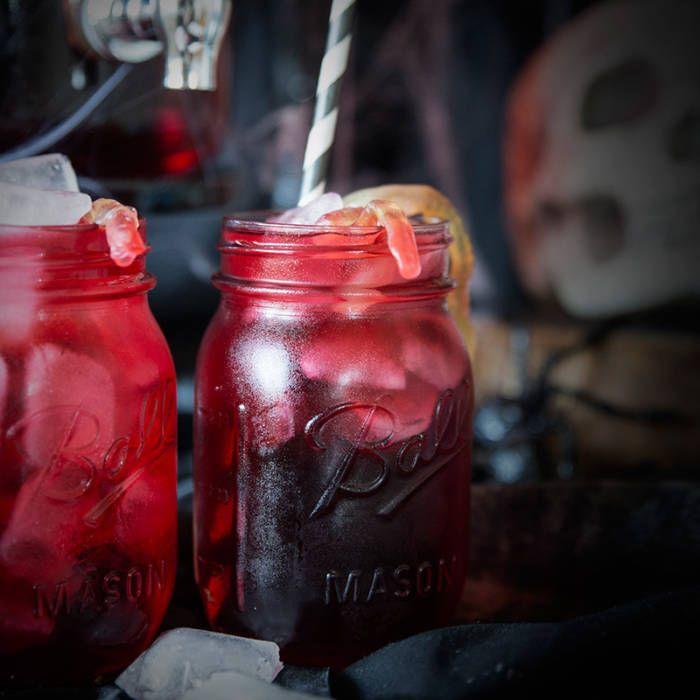 Halloweenbål – läskigt gott och enkelt recept