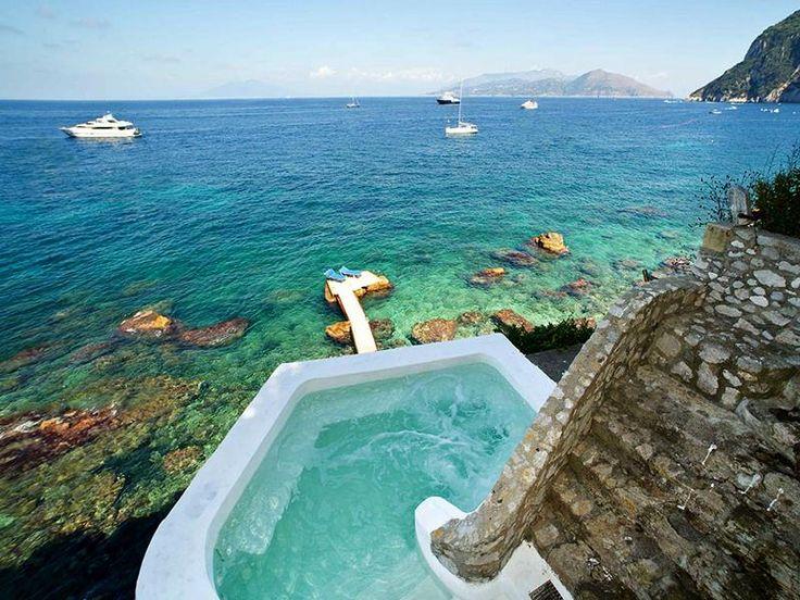 Capri Capri Naples Italy Luxury Home For Sales