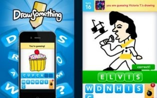 A musician addicted to Draw Something -- a Pictionary-like game that is currently the top paid and free app in both Apple's App Store and the Google Play store  -- has turned his obsession into a unique music video.     Singer-songwriter Isaac Simons recently asked fans to create drawings in ...