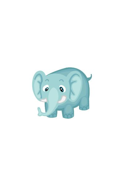 Elephant Vector Image #wild #animals #vector #handdrawvector #elephant http://www.vectorvice.com/wild-animals-vector-pack
