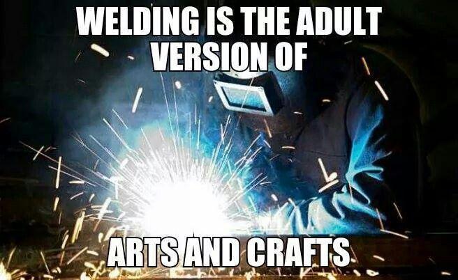 Amazoncom welding stickers funny