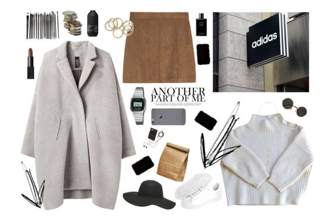 Başlıksız #68 by afitabiyigun on Polyvore featuring polyvore, fashion, style, Vanessa Bruno, Zero + Maria Cornejo, adidas Originals, Casio, Boutique by Lola, Dorothy Perkins, Molami, NARS Cosmetics, Chanel, Living Proof, Donna Karan and clothing