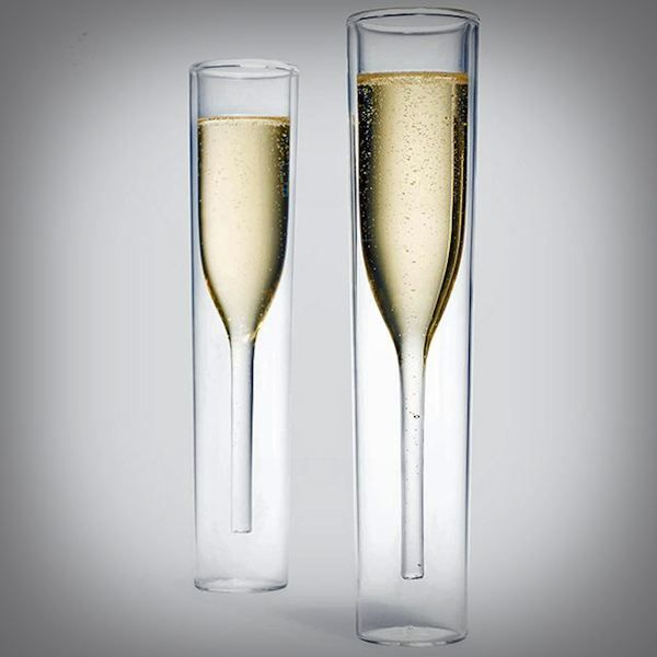 70 best unusual wine glasses images on pinterest diy audio and champagne flutes - Unusual champagne flutes ...