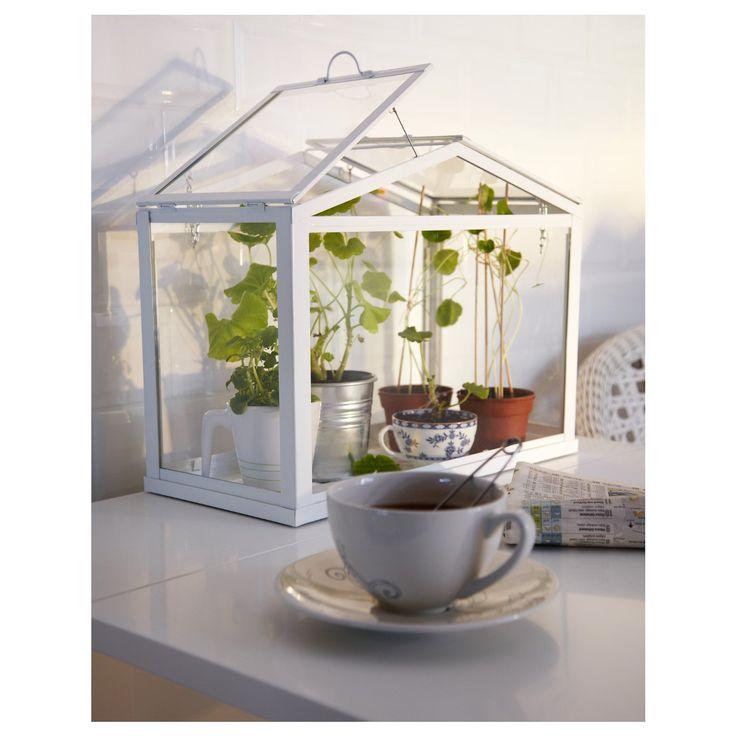 Amazon Com Ikea Greenhouse Indoor Outdoor White 400 x 300