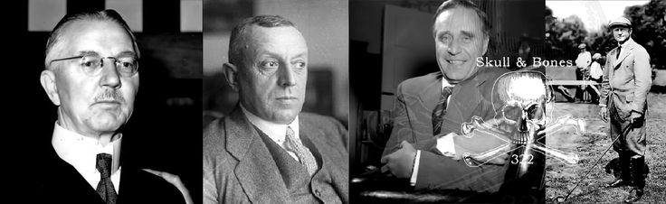 Hjalmar Schacht head of the Central Bank in 1933 with Fritz Thyssen, Prescott Bush, George Herbert Walker combined with German Industrialists to convince Hindenburg to assign Hitler as Chancellor in 1933.