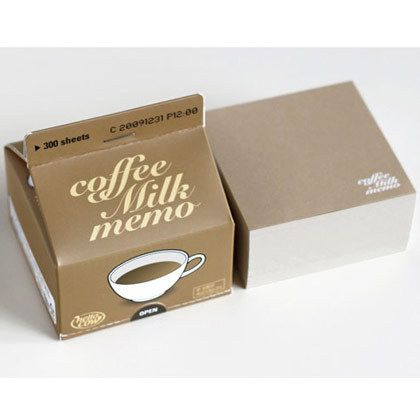 Chachap Hello cow Coffee milk memo pad 300 sheets (http://www.fallindesign.com/chachap-hello-cow-coffee-milk-memo-pad-300-sheets/)