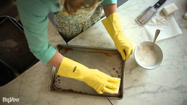 Got a dirty pan? We'll help you clean it.