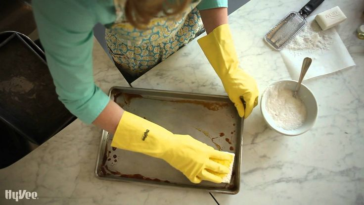 Got a dirty pan? We'll help you clean it.
