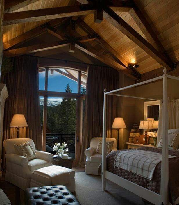 Beautiful Bedrooms With Beautiful Ceilings Rustic Bedroom: 62 Best For The Home - With View Images On Pinterest