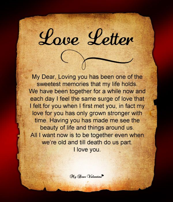 """""""We've been together for awhile now, and each day I feel the same surge of love that I felt for you when I first met you. In fact, my love for you has only grown stronger with time."""" ❤️ This letter says it all, and so perfectly! Happy 8 months monkey!! ❤️"""