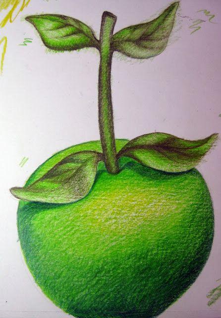 Rene Magritte apple