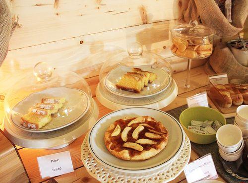 Breakfast Buffet / Buffet Colazione