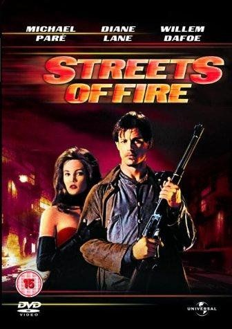 Streets of Fire (1984) | Terrible acting, laughable dialogue, you know the type.