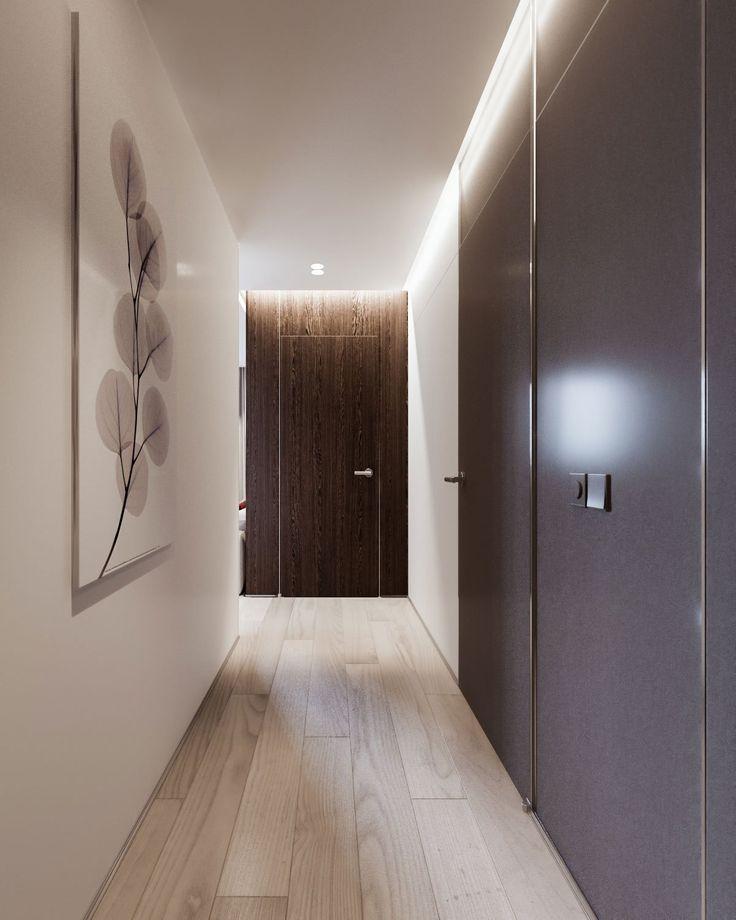 Minsk Apartament, Yevhen Zahorodnii, Sivak Trigubchak, контрастный интерьер…