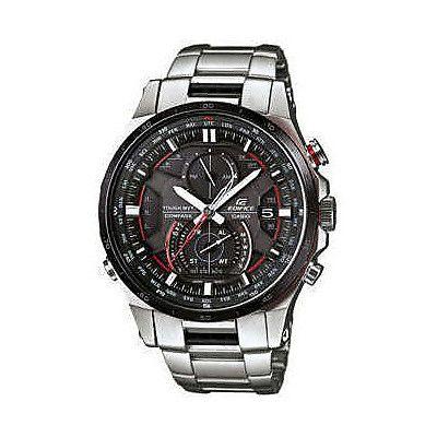 Casio unisex multifunction watch EDIFICE EQW-A1200DB-1AER - WeJewellery