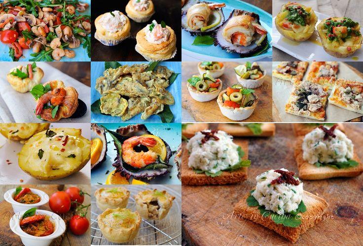 Antipasti vigilia di Natale 2015 ricette a base di pesce, ricette sfiziose, salmone, gamberi, gamberoni, economiche, idee buone per bambini, ospiti, ricette per tutti