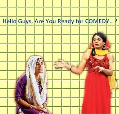 """Gutthi vs chutki who is best? What do have to say about """"Mad in India"""" show starting today.."""
