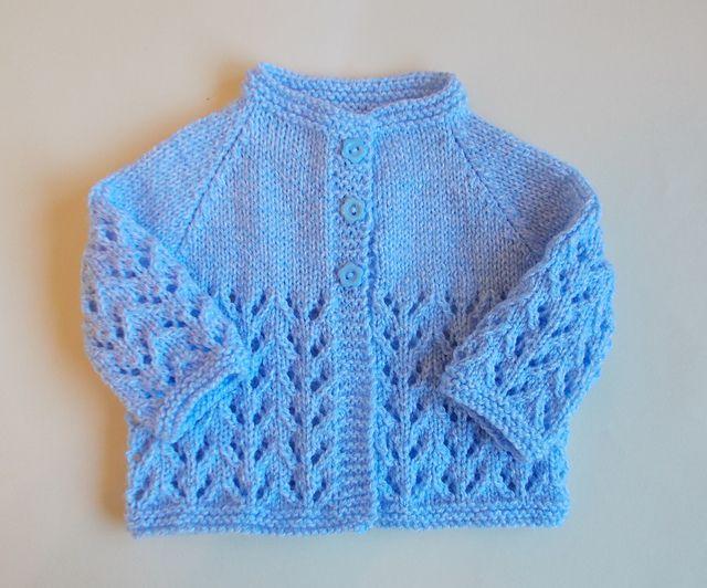 Ravelry: Bibi Baby Jacket pattern by marianna mel