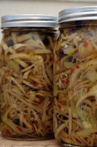 Pickled FennelSpicy Pickles, Refrigerators Pickles, Canning Ideas, Spicy Refrigerators, Canning Seasons, Pickles Fennel, Pickles Food, Canning Preserves, Food Preserves
